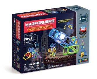 Holiday Gift Guide - Ages 2-4 Magformers magic space set