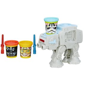 Holiday Gift Guide - Ages 2-4 play doh star wars at at attack with can heads