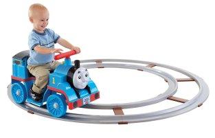 HOLIDAY GIFT GUIDE 2016 HOTTEST TOYS AGES 2-4 Power Wheels Thomas the Train Thomas with Track