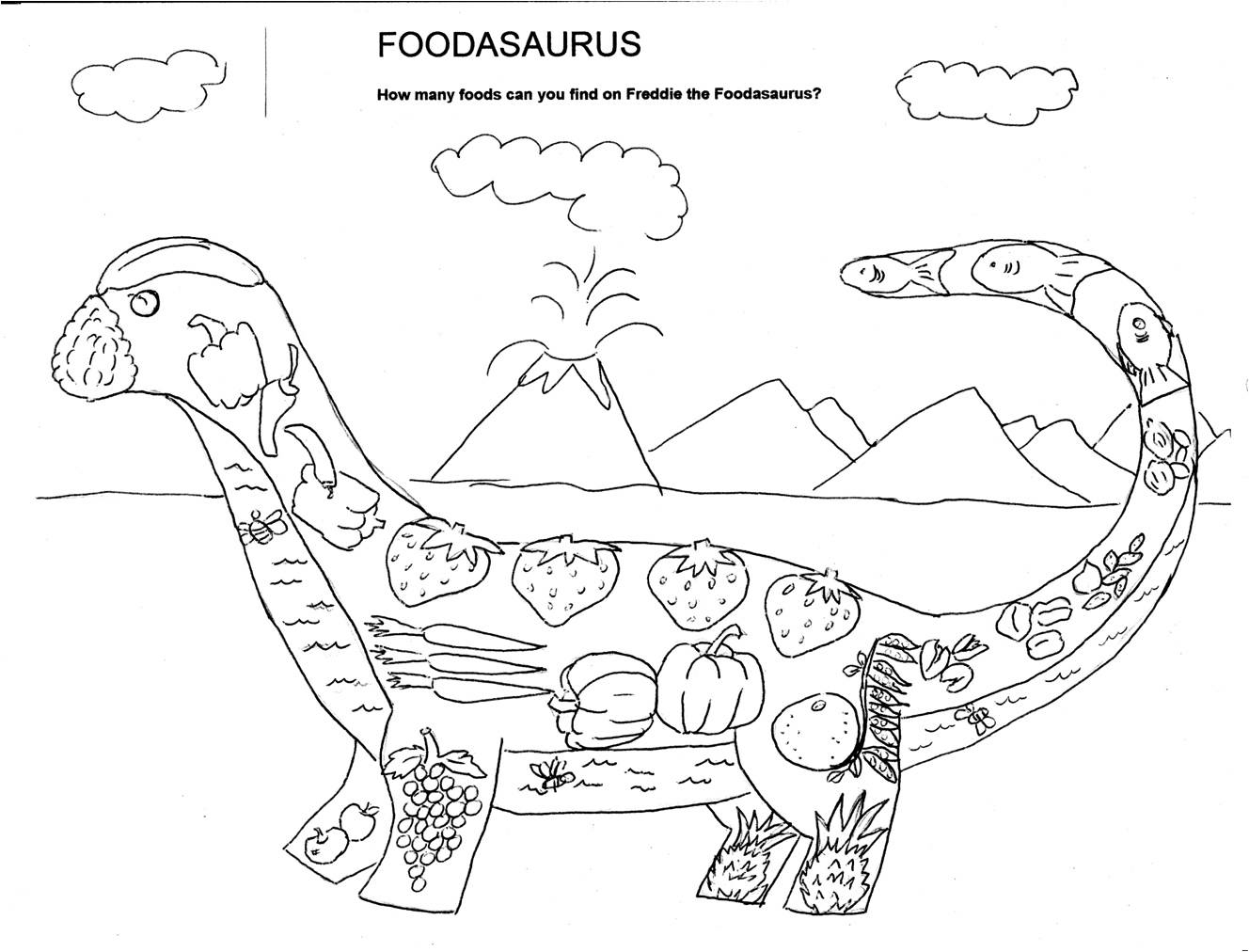 Simply Chopped Gluten And Dairy Free Kids Coloring Pages