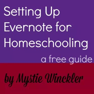 evernote-for-homeschooling-guide