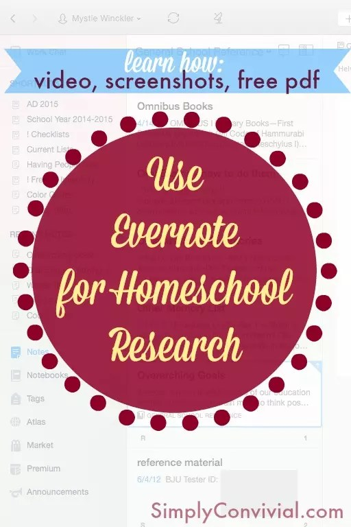 evernote-homeschool-research