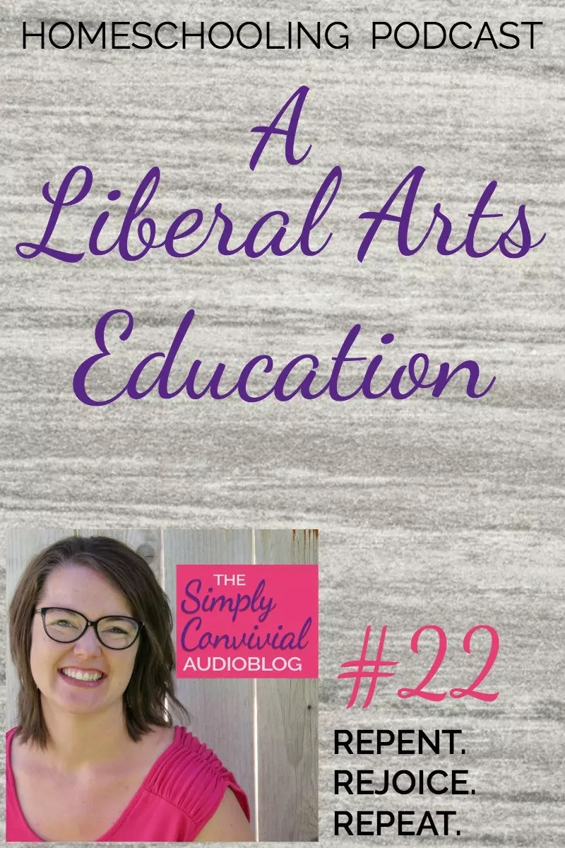 What is the value of a Liberal Art education? Why should we use one? What does it even mean? Find out the answers in this podcast!