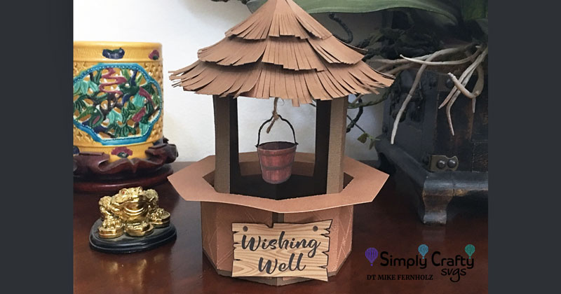 Wishing Well by DT Mike Fernholz