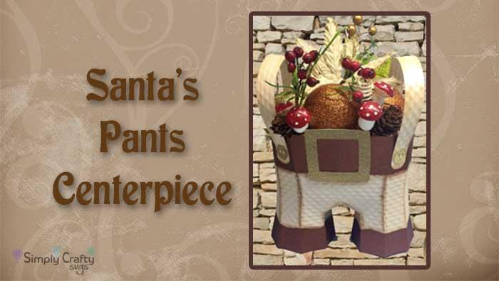 Santa's Pants by DT Dri
