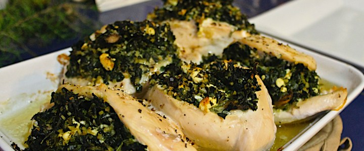 6-4: Easy Stuffed Chicken Breasts