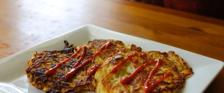 4-17: Crispy Potato Pancakes