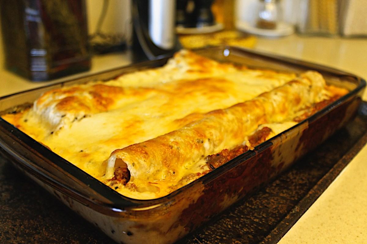 12-1: Lasagna