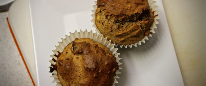 17-53: Spiced Whole Wheat Muffins