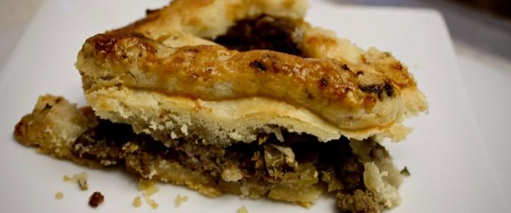 9-22: Meat Pie