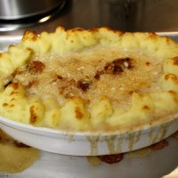 11-25: Best Ever Sole Au Gratin