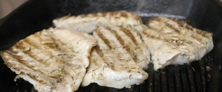 11-7: Grilled Red Snapper