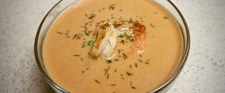 3-18: Shrimp Bisque