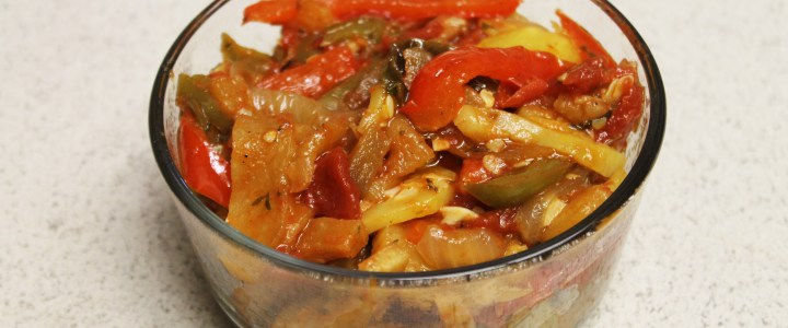 4-18: French Vegetable Casserole