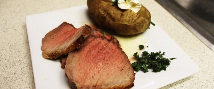 8-31: Roast Beef
