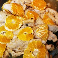 6-9: Orange-Glazed Turkey Breast