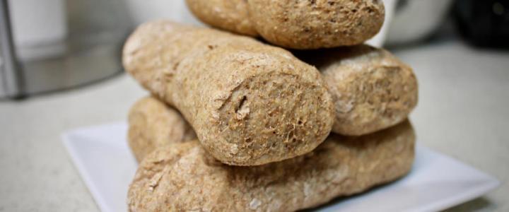 17-16: Whole Wheat Baguette