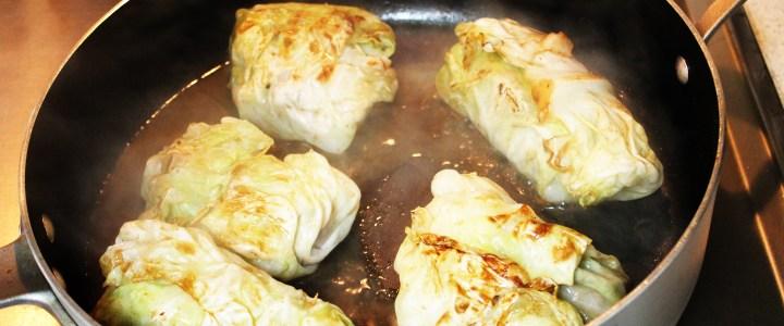 9-7: Cabbage Rolls