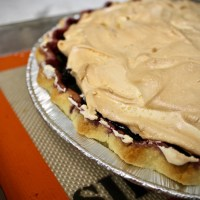16-17: Meringue-Topped Cherry Pie