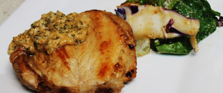 7-51: Butterflied Pork Chops