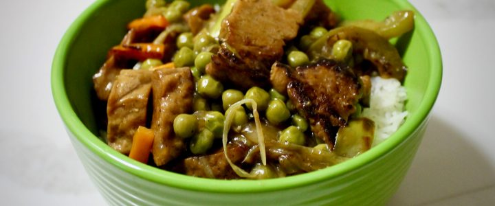 7-37: Easy Sweet-and-Sour Pork
