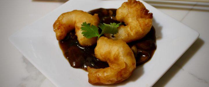 11-9: Fried Jumbo Shrimp
