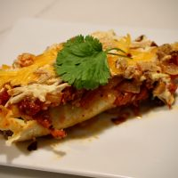 13-9: Enchiladas