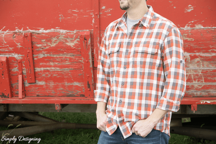 Duluth flannel by cart