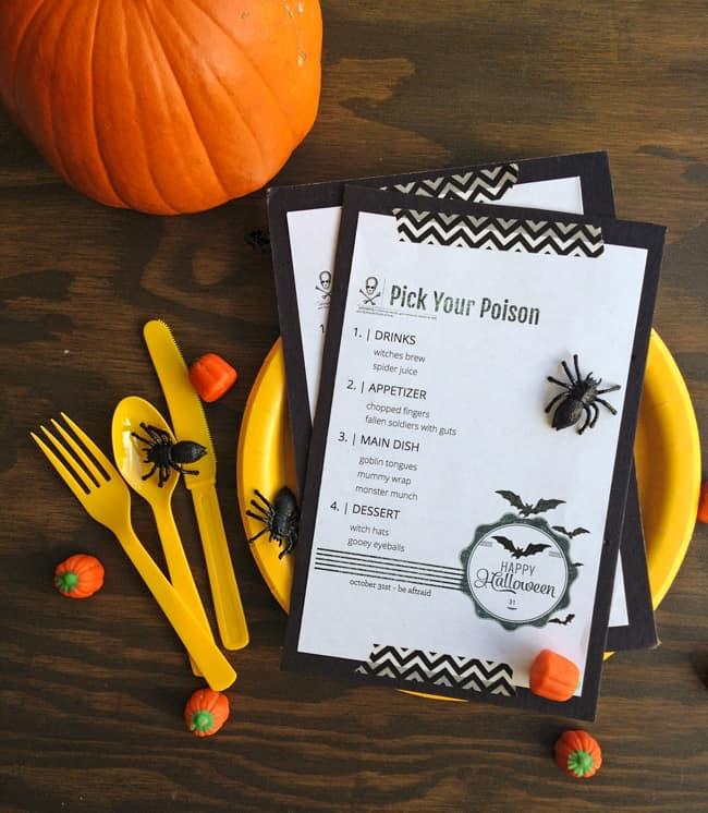 Halloween-Dinner-Menu-2