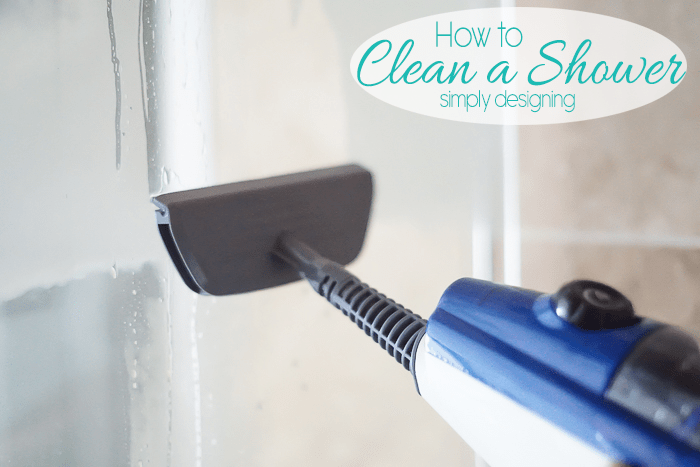 Clean a Shower