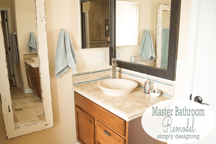 How to Remodel a Master Bathroom