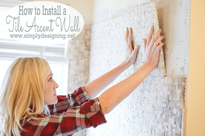 Install A Tile Accent Wall In A Day Part 50