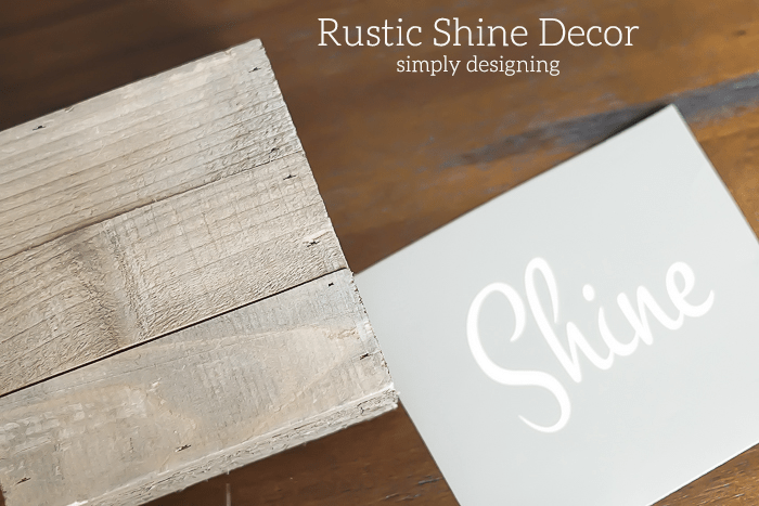 How to make Rustic Decor