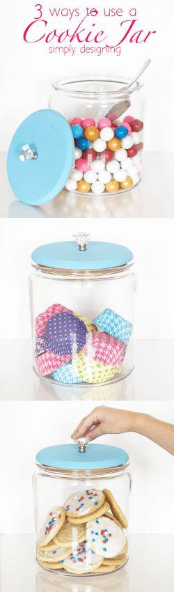 3 ways to use a Cookie Jar