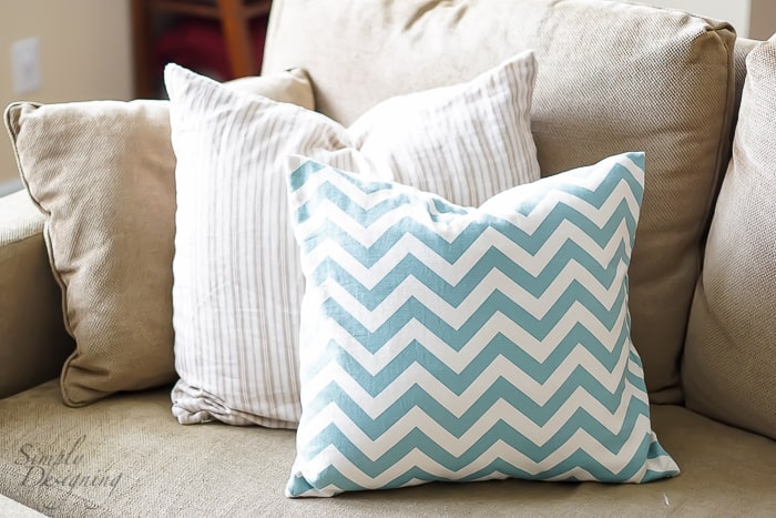 Decorate your Beach House - pillows