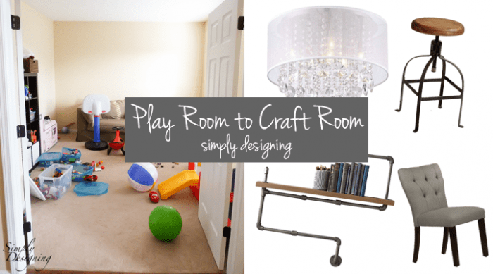 Play Room to Craft Room featured image