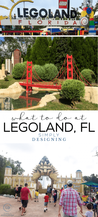 What to do at Legoland Florida