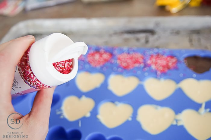 How to Make Heart Shaped Hot Cocoa on a Stick