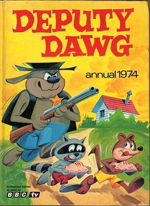 Image result for musky deputy dawg