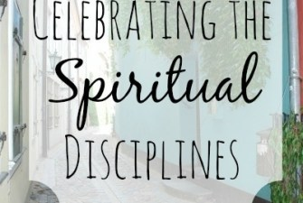 The Discipline of Worship