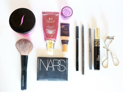 Beauty Regiment: Putting My Face on Every Day