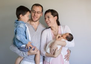 5 Style Tips for a Family Portrait Session