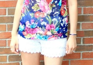 Prints & Patterns for a Fun, Summer OOTD