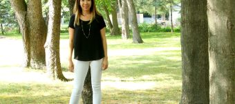 Simple & Classic Style: Black and White