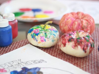 My Perfect Mess: Fall Crafts for Kids & Their Pinterest Fail Mom