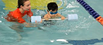 Water Safety: Tot & Baby Swim Lessons