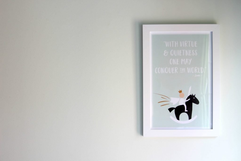 A Simple Nursery & Guest Room - Simply Every