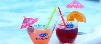 Mocktails for Nursing Moms