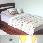 A Shared Boys Bedroom Twin Toddler Beds Simply Every