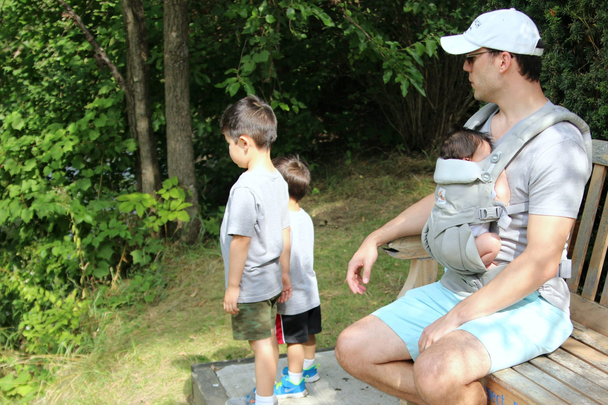dads, dads and kids, bonding with dad
